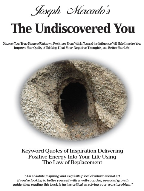 The Undiscovered You Book Cover