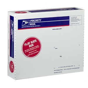 USPS Priority Box